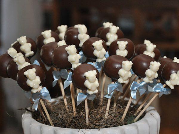 Pop cake Urso